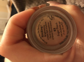 Photo of Origins Ginzing™ Brightening Cream Eye Shadow uploaded by Megan H.