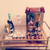 cart: Threshold Bar Cart - Gold uploaded by Catherine B.