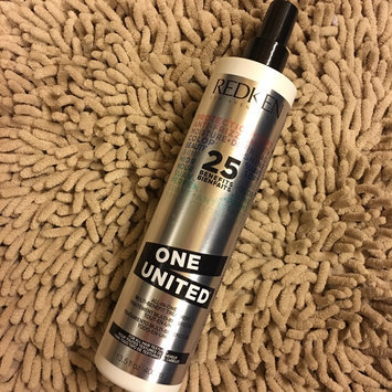 Photo of Redken One United All-In-One Multi-Benefit Treatment - 5.3 oz. uploaded by Erika M.