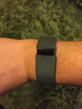 Photo of Fitbit - Charge Wireless Activity Tracker + Sleep Wristband (small) - Black uploaded by Miranda W.