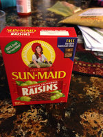 Sun-Maid Natural California Raisins uploaded by sharee b.