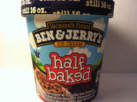 Ben & Jerry's Half Baked Ice Cream uploaded by Amber R.