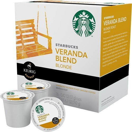 Starbucks Coffee Veranda Blend K-Cups uploaded by Sara D.