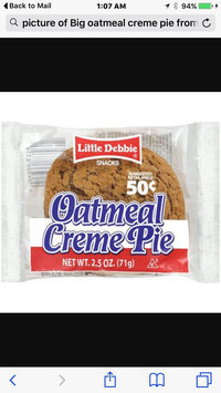 Photo of Little Debbie® Oatmeal Creme Pies uploaded by anita p.