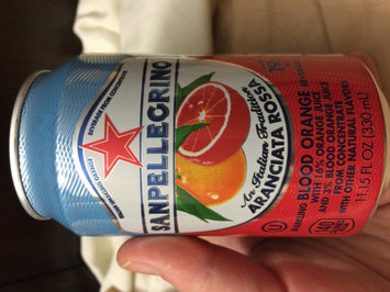 San Pellegrino® Aranciata Rossa Sparkling Blood Orange Beverage uploaded by Cheryl R.