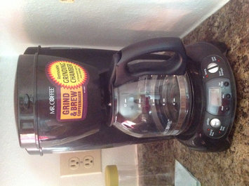 Photo of Mr. Coffee 12-Cup Programmable Coffeemaker - Black uploaded by Christina  R.