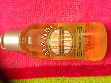 L'Occitane Almond Shower Oil uploaded by Amber T.