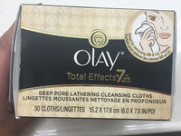Olay Total Effects 7 In 1 Anti Aging Cleanser Lathering Cleansing Cloths uploaded by Marlene G.