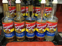 Torani Syrup  uploaded by Marina T.