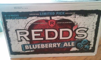 Photo of Redd's® Blueberry Beer Glass Bottle uploaded by Jhenna M.