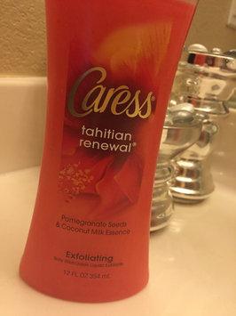 Photo of Caress® Tahitian Renewal™ Exfoliating Pomegranate Body Wash uploaded by Natasha L.