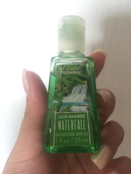 Photo of Bath & Body Works® PocketBac Lush Bamboo Waterfall Anti-Bacterial Hand Gel uploaded by Stephanie G.