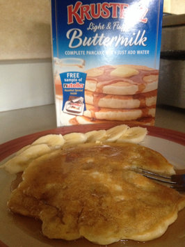 Photo of Krusteaz Buttermilk Complete Pancake Mix uploaded by Danielle S.