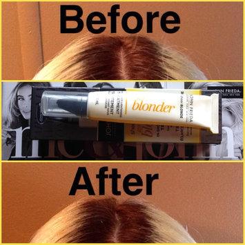 John Frieda Sheer Blonde Go Blonder In Shower Lightening Treatment uploaded by Jessica J.