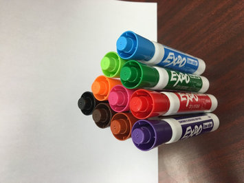 Photo of Expo Dry Erase Markers uploaded by Y 1.