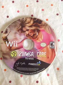 Photo of Majesco Zumba Fitness Core uploaded by Gynelle P.