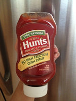 Hunt's® No Preservatives Tomato Ketchup uploaded by Bethany S.
