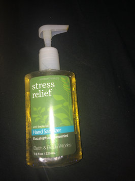 Photo of Bath & Body Works PocketBac Stress Relief Eucalyptus Spearmint Anti-Bacterial Hand Gel uploaded by Brooke A.