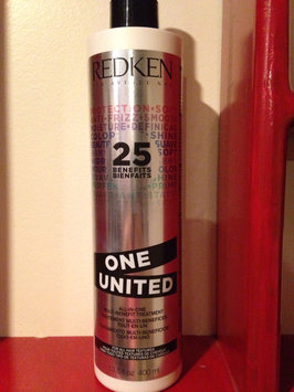 Photo of Redken One United All-In-One Multi-Benefit Treatment - 5.3 oz. uploaded by Nicole k.