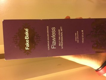 Fake Bake Flawless Self Tanning Liquid uploaded by Ashley S.