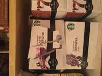 Starbucks Caffe Verona Dark Ground Coffee K-Cups uploaded by Jennifer B.