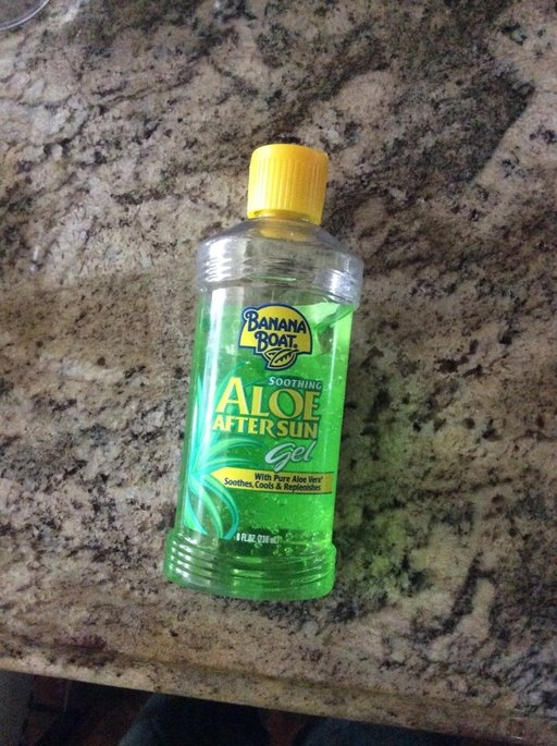 Banana Boat Soothing Aloe After Sun Gel uploaded by Natalie S.