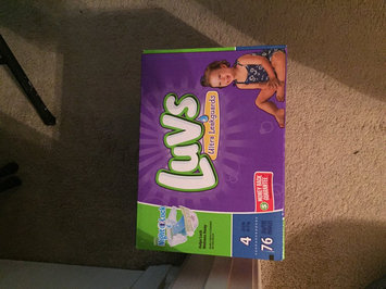 Photo of Luvs Diapers uploaded by Clenterka T.