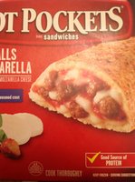 Hot Pockets Beef Taco Sandwiches with Seasoned Crust uploaded by Rosa Z.