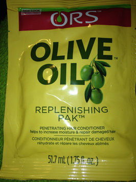 Photo of Organic Root ORS Olive Oil Replenishing Conditioner 3Pk uploaded by Talia J.