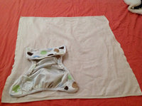 OsoCozy Flat Cloth Diapers - Unbleached One Size - 6 ct. uploaded by Shannon S.