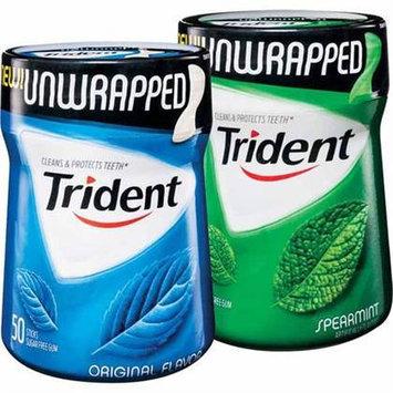 Trident Spearmint Sugar Free Gum uploaded by Jennifer A.