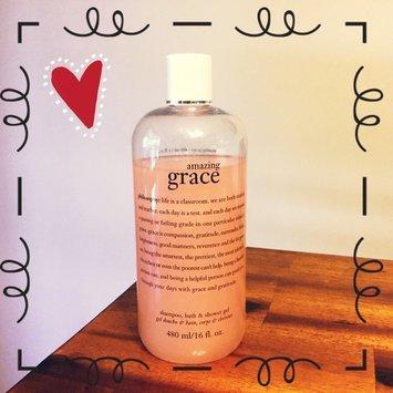 philosophy amazing grace shampoo bath amp shower gel philosophy amazing grace perfumed shampoo bath amp shower