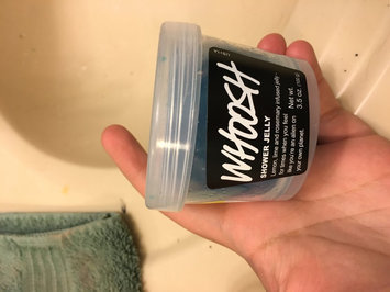 Photo of LUSH Whoosh Shower Jelly uploaded by Becca L.