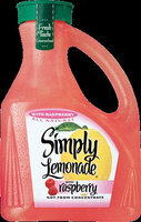 Simply Lemonade All Natural Lemonade with Raspberry uploaded by Tatiana E.