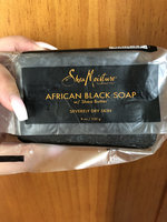 SheaMoisture African Black Soap Facial Wash and Scrub uploaded by Daniela M.
