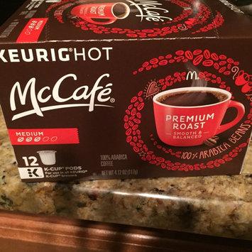 Photo of McCafe 100% Arabica Coffee Medium K-Cup Packs - 12 CT uploaded by Brandice D.