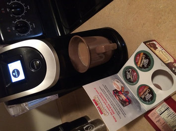 Photo of Hills Bros. Cappuccino Single Serve Cups, French Vanilla uploaded by Brandi C.