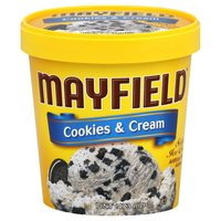 Mayfield Cookies and Cream uploaded by Aletha W.