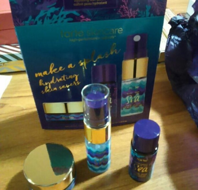 tarte Rainforest of the Sea™ Make A Splash Hydrating Skin Savers uploaded by Anea S.