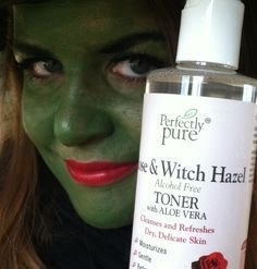 Perfectly Pure Rose & Witch Hazel Toner-8 oz Liquid uploaded by Joan Wayne G.