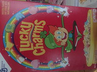 Lucky Charms Cereal uploaded by Nancy D.