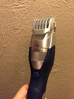 Panasonic ER-GB40-S Cordless Moustache & Beard Trimmer Wet/Dry with 19 Adjustable Settings uploaded by Krista G.