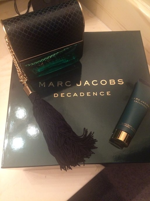 Marc Jacobs Decadence Eau de Parfum uploaded by Sandra M.