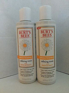 Burt's Bees Refining Tonic - Brightening - 6 oz uploaded by Abbey W.