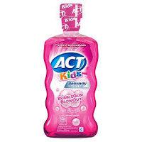 ACT Kids Anti-Cavity Fluoride Rinse, Bubblegum 16.9 fl oz (479.11 g) Pack of 2 uploaded by Bella J.