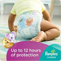 Pampers® Cruisers™ Diapers Size 7 uploaded by Ryan S.