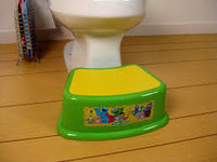Ginsey Sesame Street Potty Stepstool uploaded by Shanna B.