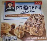 Quaker® Protein Baked Bars Oatmeal Raisin Nut uploaded by Alicia C.