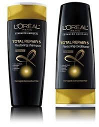 L'Oréal Paris Hair Expert Total Repair 5 Restoring Conditioner uploaded by tristina m.