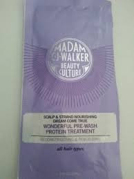 Photo of Madam C.J. Walker Beauty Culture Dream Come True Wonderful Deep Conditioning Masque uploaded by Ariel W.